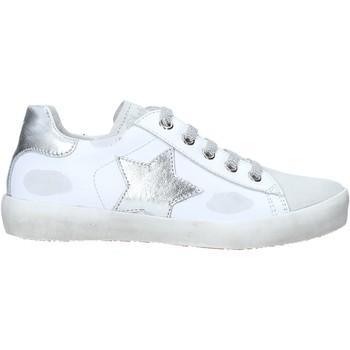 Sapatos Criança Sapatilhas de cano-alto Naturino 2014752 02 Branco