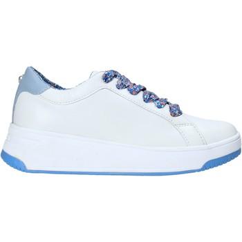 Sapatos Mulher Sapatilhas Apepazza S0BASKET04/FLW Branco
