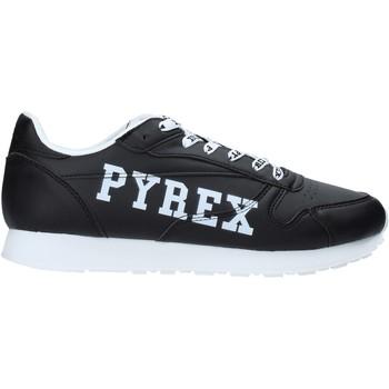 Sapatos Homem Sapatilhas Pyrex PY020208 Preto