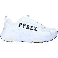 Sapatos Mulher Sapatilhas Pyrex PY020233 Branco