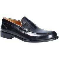 Sapatos Homem Mocassins Exton 102 Preto