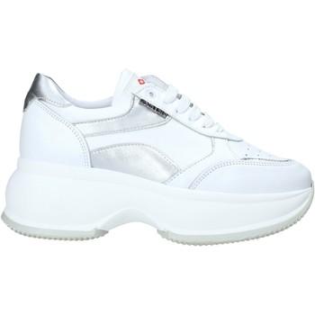 Sapatos Mulher Sapatilhas Exton 1575 Branco
