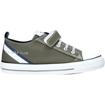 Sapatos Criança Sapatilhas U.s. Golf S20-SUK608 Verde