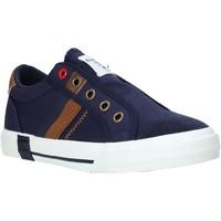 Sapatos Criança Sapatilhas Fred Mello S20-SFK305 Azul