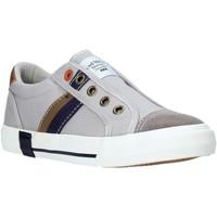 Sapatos Criança Sapatilhas Fred Mello S20-SFK305 Cinzento