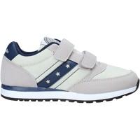 Sapatos Criança Sapatilhas Fred Mello S20-SFK315 Cinzento