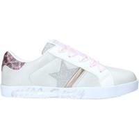 Sapatos Rapariga Sapatilhas Miss Sixty S20-SMS724 Ouro