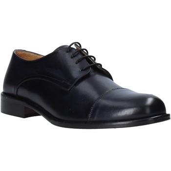 Sapatos Homem Sapatos Exton 6013 Preto