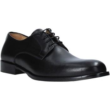 Sapatos Homem Richelieu Exton 1374 Preto