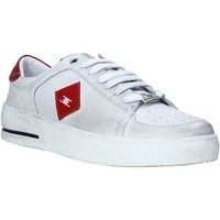 Sapatos Homem Sapatilhas Exton 178 Branco