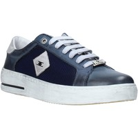 Sapatos Homem Sapatilhas Exton 177 Azul