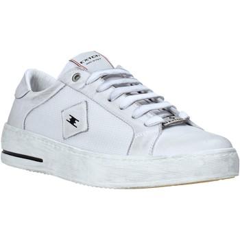 Sapatos Homem Sapatilhas Exton 177 Branco