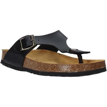 Sapatos Criança Chinelos Bamboo BAM-222 Preto