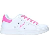Sapatos Rapariga Sapatilhas Ellesse ES0014S Branco