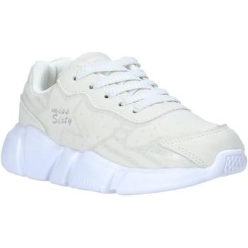 Sapatos Criança Sapatilhas Miss Sixty S20-SMS737 Branco