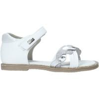 Sapatos Rapariga Sandálias Miss Sixty S20-SMS752 Branco