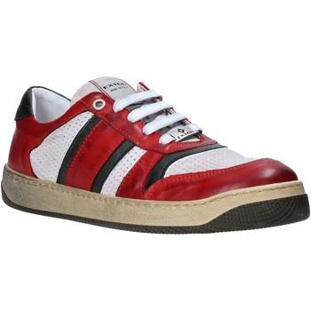 Sapatos Homem Sapatilhas Exton 310 Vermelho