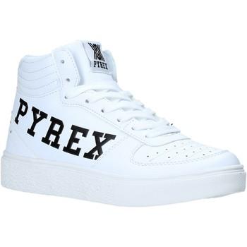 Sapatos Mulher Sapatilhas de cano-alto Pyrex PY020234 Branco