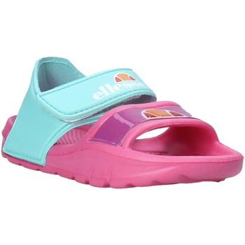 Sapatos Criança Sandálias Ellesse OS EL01B70426 Rosa
