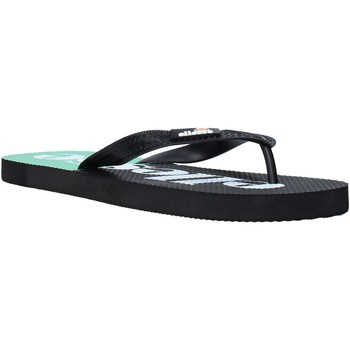 Sapatos Homem Chinelos Ellesse OS EL01M70405 Preto