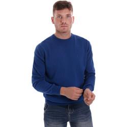 Textil Homem camisolas Navigare NV00203 30 Azul