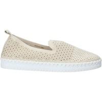 Sapatos Mulher Slip on Grunland SC4916 Bege