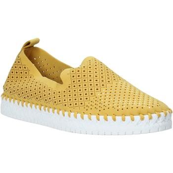 Sapatos Mulher Slip on Grunland SC4916 Amarelo