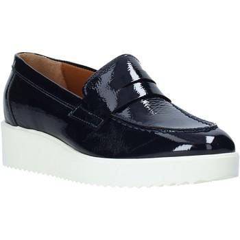 Sapatos Mulher Mocassins Maritan G 161407MG Azul