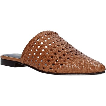 Sapatos Mulher Tamancos Marco Ferretti 161357MF Castanho