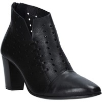 Sapatos Mulher Botins Mally 6878 Preto