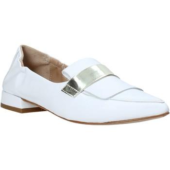 Sapatos Mulher Mocassins Mally 6926 Branco