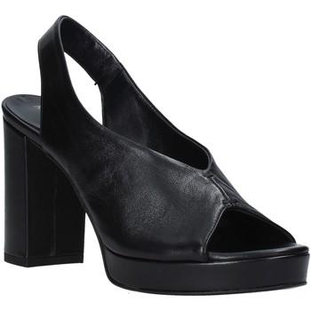 Sapatos Mulher Sandálias Mally 6843 Preto