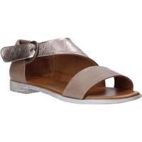 Sapatos Mulher Sandálias Bueno Shoes 9N5034 Cinzento