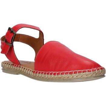 Sapatos Mulher Sandálias Bueno Shoes 9J322 Vermelho