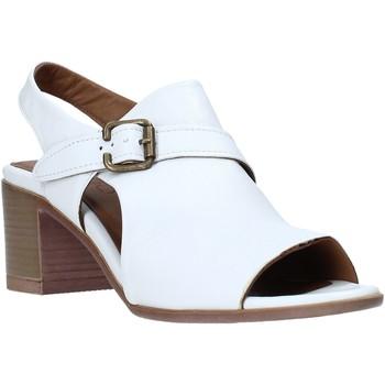 Sapatos Mulher Sandálias Bueno Shoes 9L102 Branco