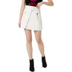 Textil Mulher Saias Liu Jo WA0015 E0392 Branco