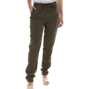 Textil Mulher Chinos Liu Jo WA0169 T7982 Verde