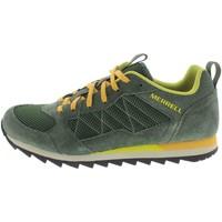 Sapatos Homem Sapatilhas Merrell J62447 Verde
