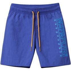 Textil Criança Fatos e shorts de banho Napapijri NP0A4E4F Azul
