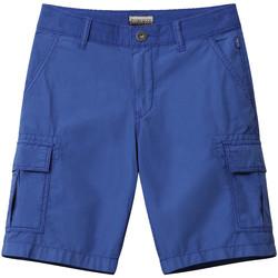 Textil Criança Shorts / Bermudas Napapijri NP0A4E4G Azul