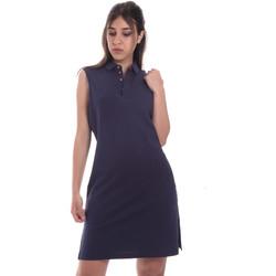 Textil Mulher Vestidos curtos Emporio Armani EA7 3HTA58 TJI3Z Azul
