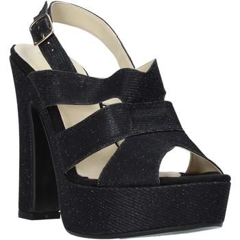 Sapatos Mulher Sandálias Esther Collezioni ELE 084 Preto