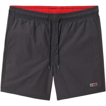 Textil Homem Fatos e shorts de banho Napapijri NP0A4EB2 Cinzento