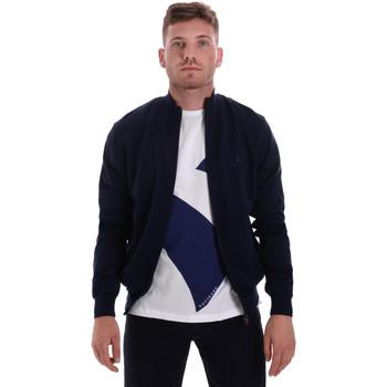 Textil Homem Casacos de malha Navigare NV00203 70 Azul