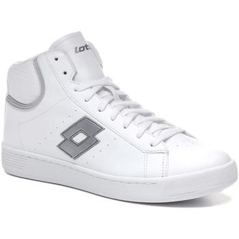 Sapatos Mulher Sapatilhas de cano-alto Lotto 212080 Branco