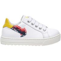 Sapatos Criança Sapatilhas Naturino 2014868 01 Branco