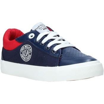 Sapatos Criança Sapatilhas Fred Mello S20-SFK306 Azul