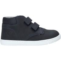 Sapatos Criança Sapatilhas de cano-alto Melania ME0959A0S.B Azul