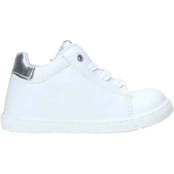 Sapatos Criança Sapatilhas de cano-alto Melania ME0953A0S.Y Branco
