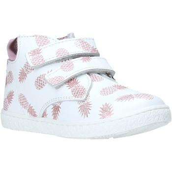 Sapatos Rapariga Sapatilhas de cano-alto Melania ME0958A0S.B Branco